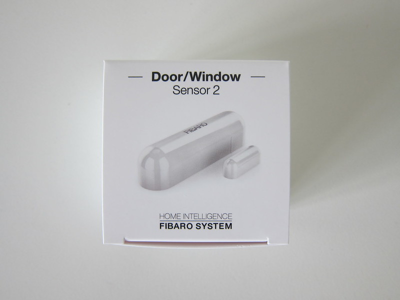 Fibaro Z-Wave Universal Door & Window Sensor 2 Gen5 - Box Front