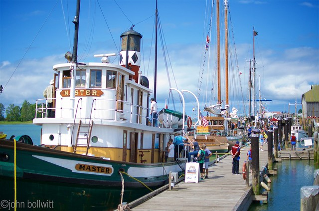 Richmond Maritime Festival 2017 - Steveston, B.C.