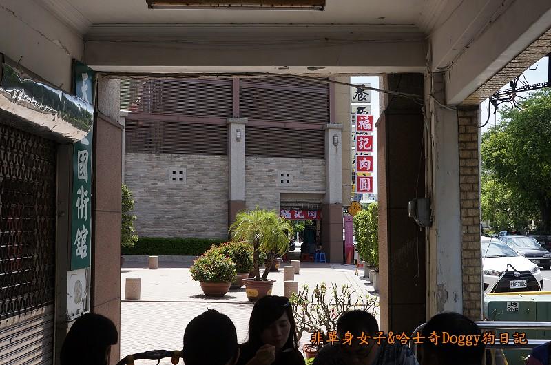 台南孔廟與附近美食36福記肉圓