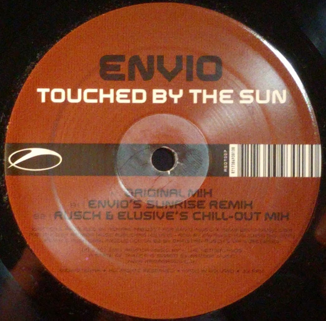 Envio - Touched By The Sun (Rusch And Elusive Chillout Mix) [Chillout]