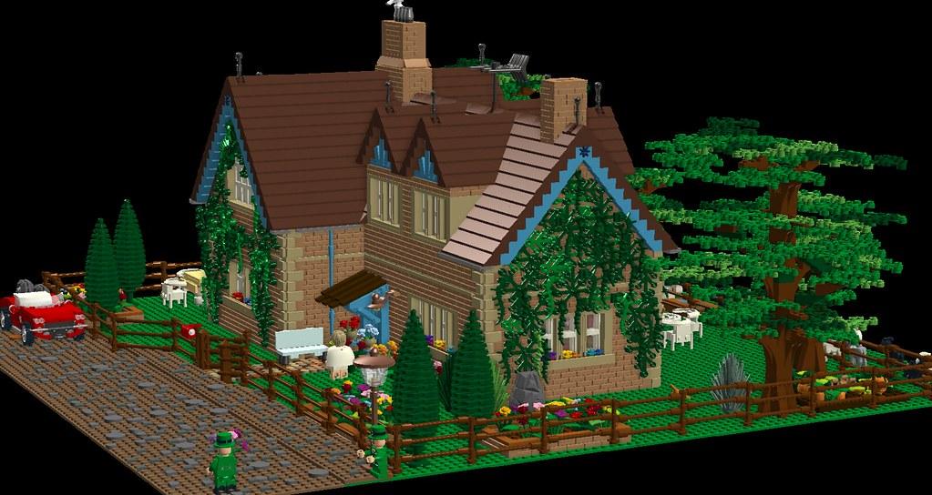 a Irish House 9