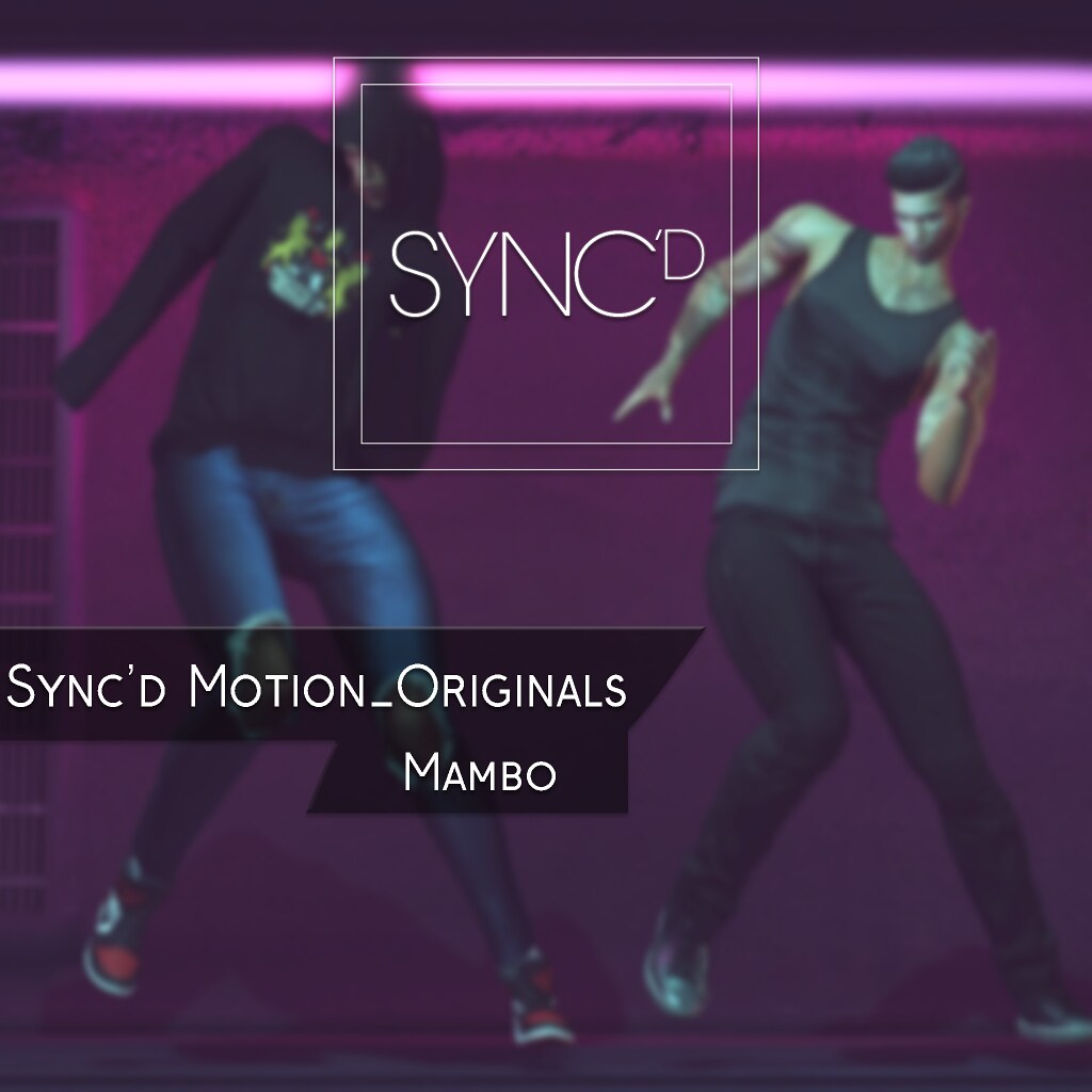 Sync'd Motion__Originals - Mambo