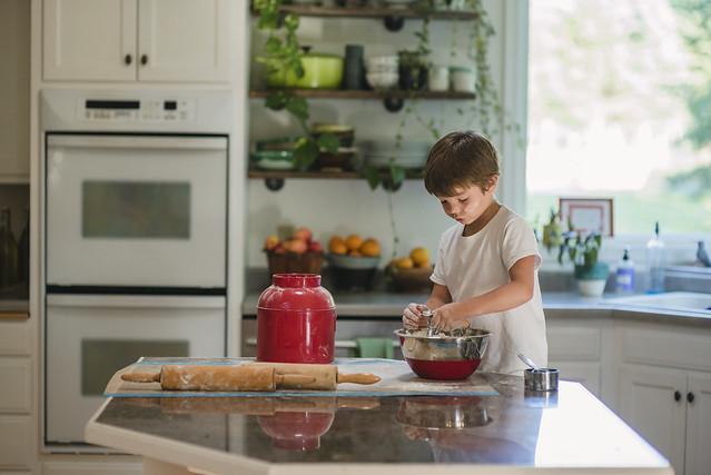 Future pastry chef, Nikon D750, Sigma 85mm F1.4 EX DG HSM