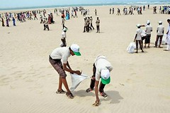 Mass cleaning programme launched