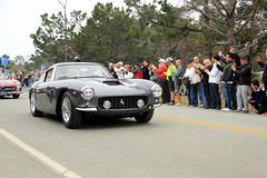 Ferrari 250 GT SWB Scaglietti Berlinetta s-n 3337 1962 2