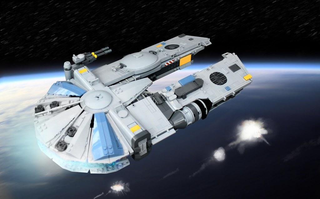 "YT-1450 Light Freighter - ""The Nadir"""