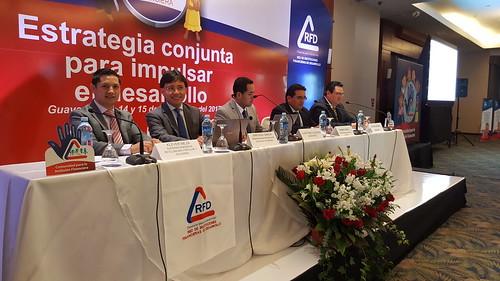 Superintendente de Economía Popular y Solidaria participó en Foro de Inclusión Financiera en Guayaquil