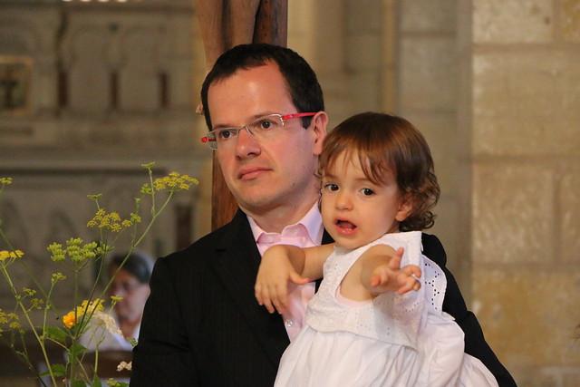 Baptême Léa