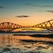 Forth Rail Bridge by JSP92