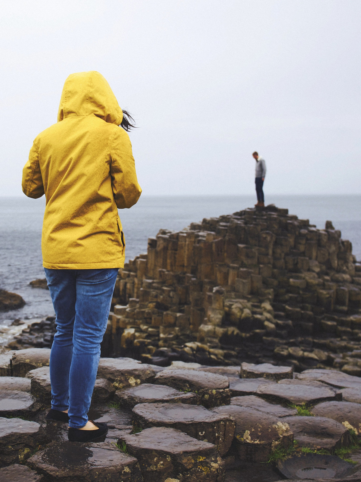 Visiting the Giants Causeway Northern Ireland travel blogger UK