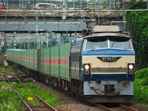 57レ EF66 27