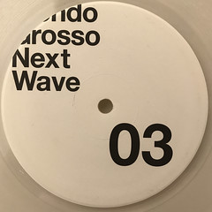 MONDO GROSSO:NEXT WAVE(LABEL SIDE-E)
