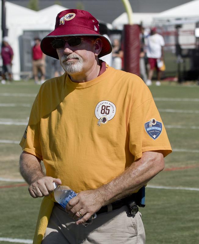 Washington Redskins Richmond Virginia Training Camp - NFL Football