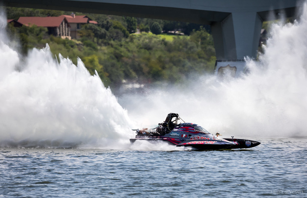 Lucas Oil Drag Boat Race, Top Fuel Hydro