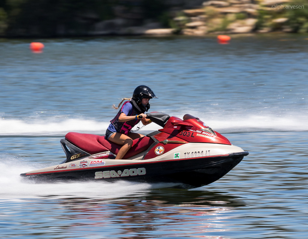 Lucas Oil Drag Boat Race, Personal Watercraft