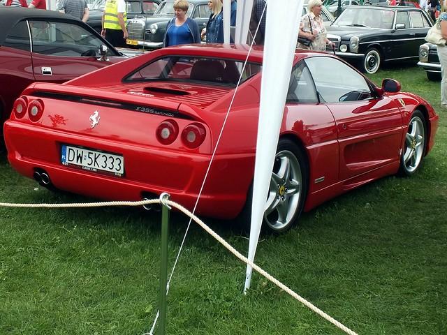 Ferrari F355 berlinetta, Fujifilm FinePix HS35EXR