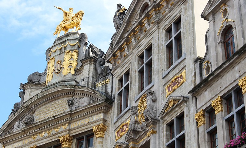 The Grand Place, Brussels