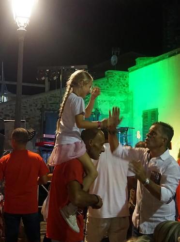 Notte bianca a serravalle foto di Marzio Dofi