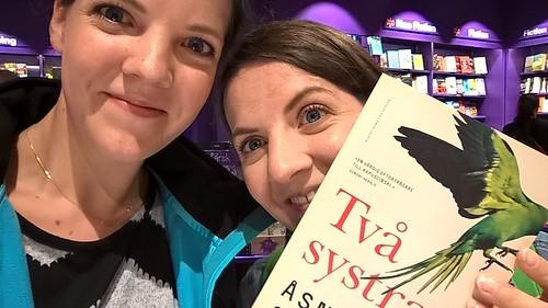 Twee zussen in Göteborg