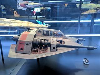 Snowspeeder Model