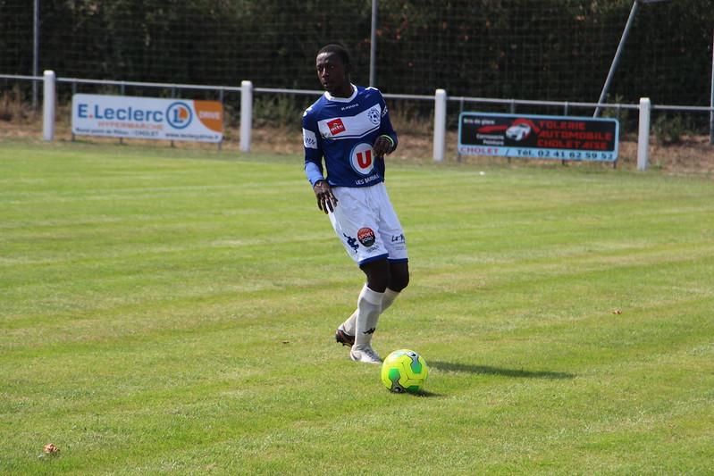 CF Mazières - NDC Angers