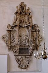 Minden, Westfalen, Martinikirche, monument to Henricus Bullæus †1597