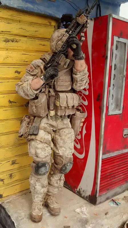 """ Coke save the Marines ""  Kabul - Afghanistan war 2012 36770822952_dfe54db4e6_c"