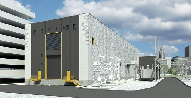 AI_12_Greenfield and Brownfield Substation Projects Reap Design, Collaboration, and Construction Benefits from BIM and Reality Modeling (7)