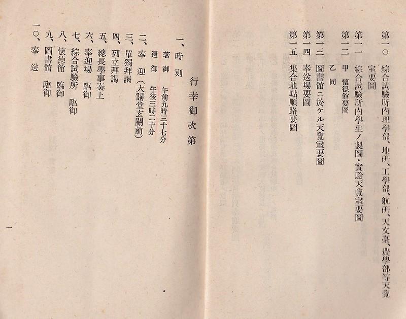昭和天皇東京帝国大学行幸 (16)