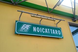 Noicattaro. Stazione Fse front