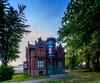 Halifax Public Gardens Cottage 2017 by kenmojr