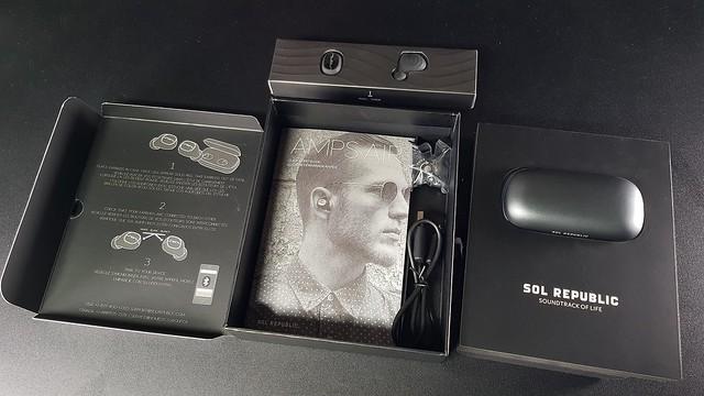 【開箱 3C】Sol Republic Amps Air 真無線藍牙耳機。解開束縛.釋放音樂的自由靈