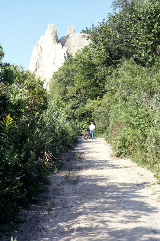 On the Path to the Bluffs_