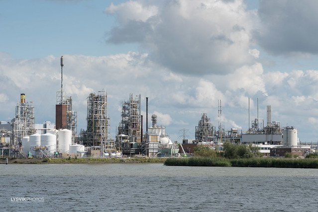 Chemical Plant Chemours (DuPont de Nemours)