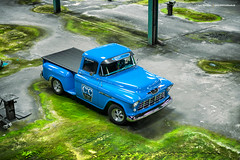 57 Bel Air + 55 Chevy 3100 - Shot 15