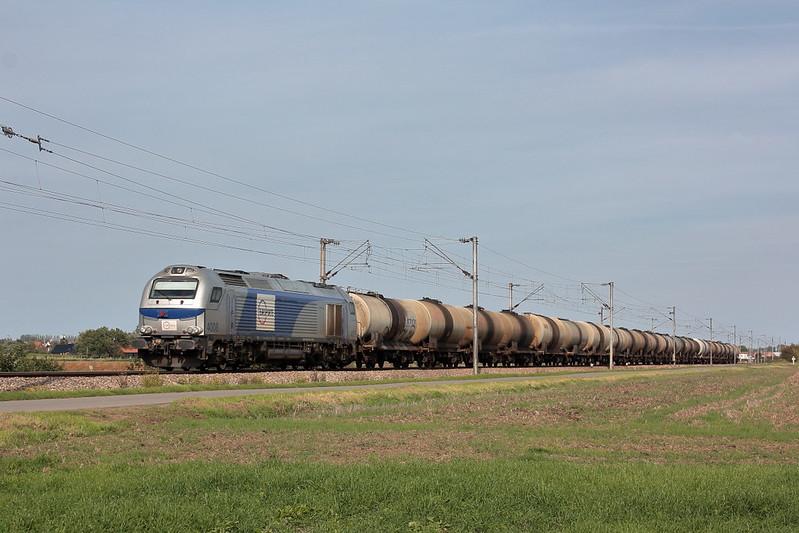 Vossloh 2632 - EURO 4000 - EPF 4008 / Morbecque