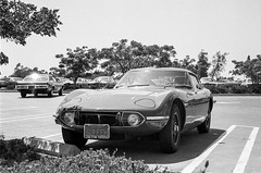 Toyota 2000GT at the Old Ranch Country Club