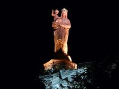 Statue de Notre Dame de France - Le Puy en Velay