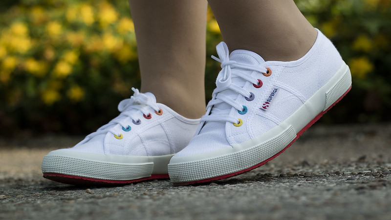 Superga Trainers for Instagram