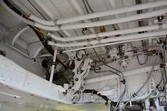 EAA2017Fri-0235 Douglas TA-4J Skyhawk 158141 N234LT - left main gear wheel well