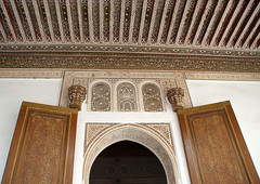 0023  BAHIA-PALAST, Marrakesch