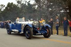 Mercedes-Benz S Barker Tourer 1929 3