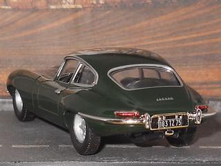 Jaguar E-Type - 1961 - Altaya