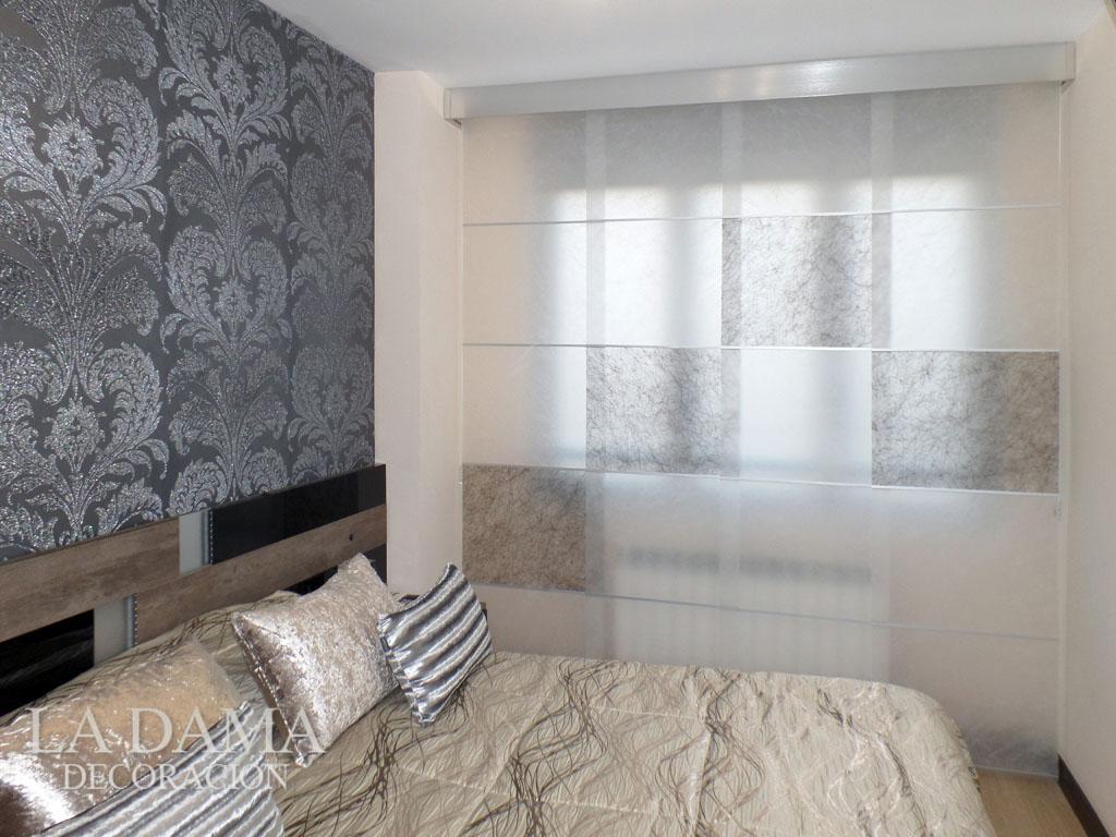 Fotograf as de dormitorios modernos la dama decoraci n for Cortinas dormitorio principal