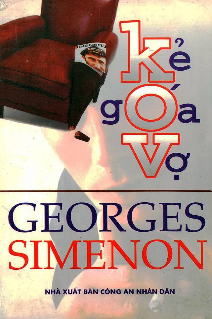 Kẻ Góa Vợ - Georges Simenon