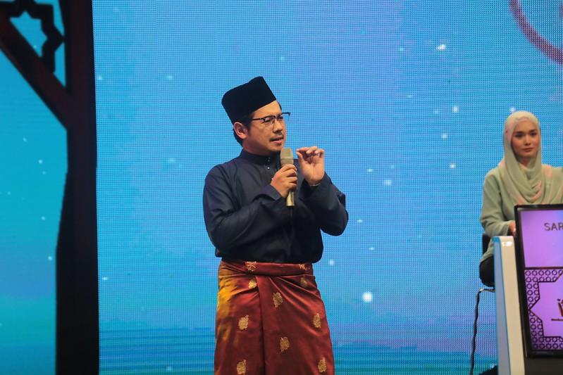Ally Iskandar Menggantikan Dato Rosyam Nor Buat Kali Terakhir