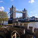 Overlooking Tower Bridge from Tower of London