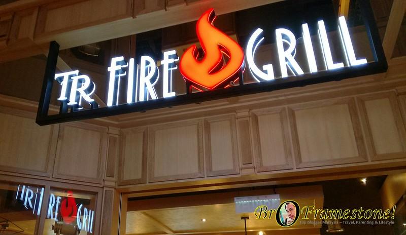 TR Fire Grill, Pavilion Kuala Lumpur