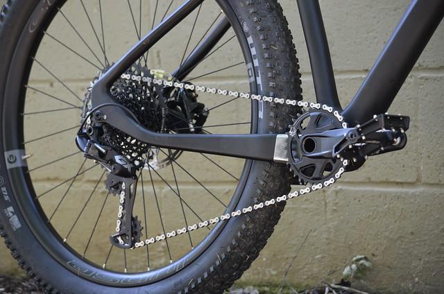 Photo:SRAM GX Eagle Drivetrain By Glory Cycles