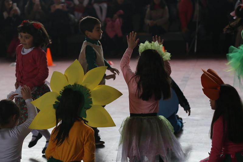Celebración Fiestas Patrias PreKinder 2017
